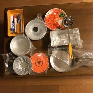 お菓子作りセット(新品)