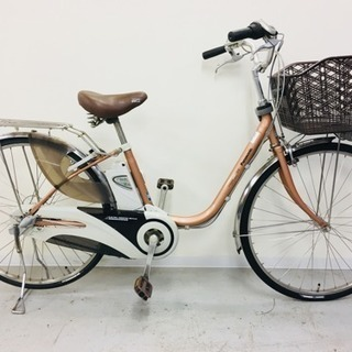 新基準PanasonicビビDX 5Ah 電動自転車中古j