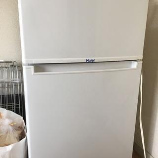 Haierの冷蔵庫、85L、2015年