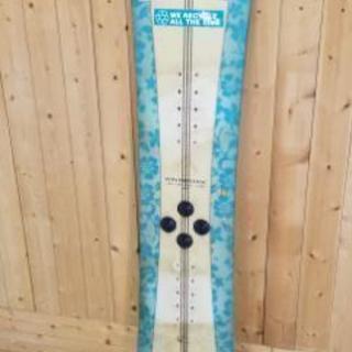 ウィンタースティック スノーボード板