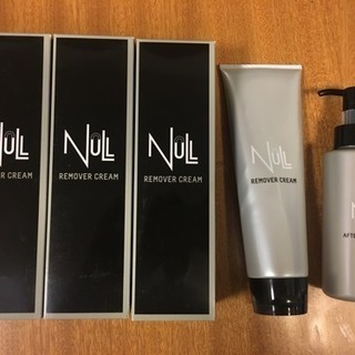 除毛クリーム(Null Remover Cream For men)