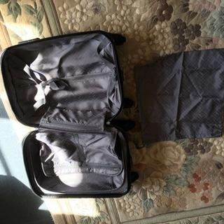 未使用 スーツケース サイズ ドイツ TITAN