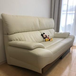 2年前に購入、使用期間半年のソファー