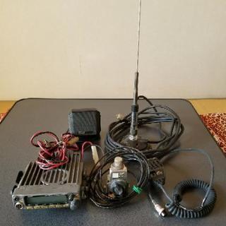 無線機セット (ハイパワー機)