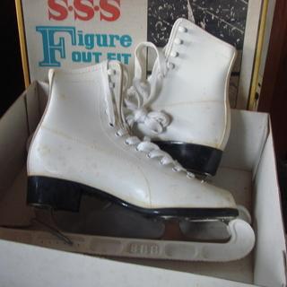 スケート靴を差上げます②(フィギュア)
