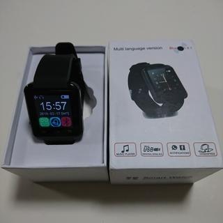 【美品】スマートウォッチ 日本語 Bluetooth4.1対応