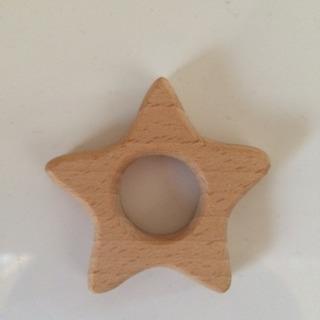 【値下げしました】星 スターの歯固め 等 おもちゃ 新品未使用