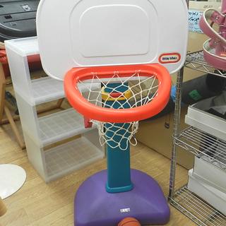 Little Tikes/リトルタイクス バスケットゴール ボール...