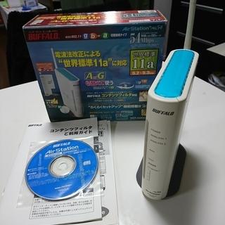 【ジャンク品】バッファロー Wi-Fi無線LAN親機