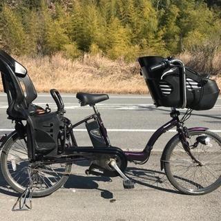 お値下げ!電動自転車 パナソニック Gyuttomini 20イン...