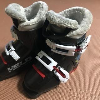 HELD スキー 靴 キッズ 17cm