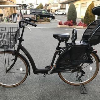 子ども乗せ 3段変速自転車 ブリヂストン