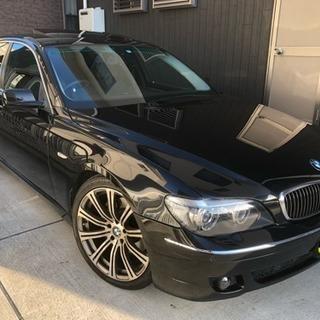 H19 BMW750i後期!車検31年3月迄20インチ!