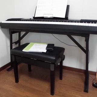 電子ピアノ カシオ Privia PX-150BK ピアノスタンド...
