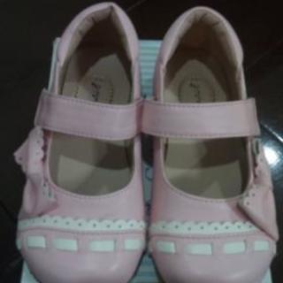 子供靴 フォーマル ピンク 17センチ