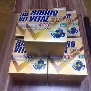 新品 アミノバイタルGOLD 150本セット