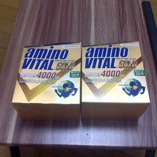 新品アミノバイタル 60本セット