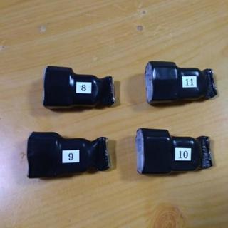 スズキ車 お手軽チューン! 8番~11番の4種類セット HA23...
