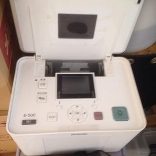 写真印刷機