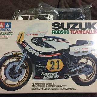 希少当時物SUZUKI/スズキ RGB500 TEAM GALL...