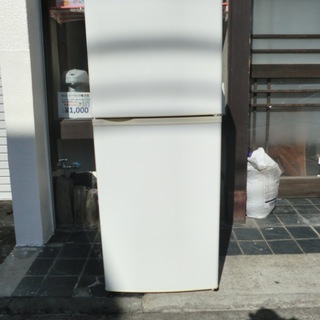 SANYO サンヨー 2ドア冷凍冷蔵庫 SR-14A 137L 2...