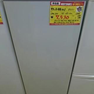 グラソン 電気冷凍庫140L UFG140 2006年製 中古品...
