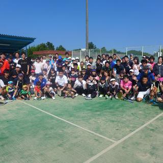 TIF(福岡市のテニスサークル)メンバー募集中!!の画像
