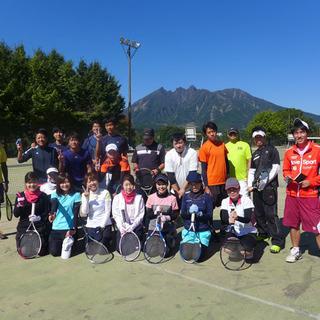 TIF(福岡市のテニスサークル)メンバー募集中!! - スポーツ