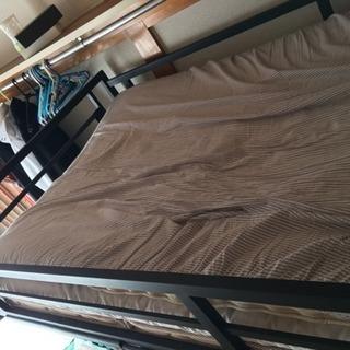 ニトリのロフトベッド