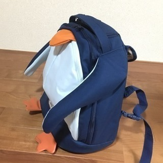 かわいいペンギン リュック サムソナイト