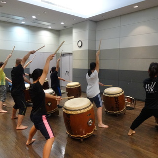 和太鼓教室RYO海南 新会員募集!