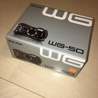 新品未使用品 WG-50(オレンジ色)