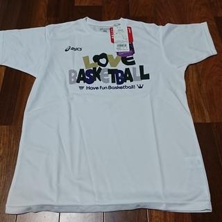 asics 女子 バスケットボール Tシャツ Sサイズ
