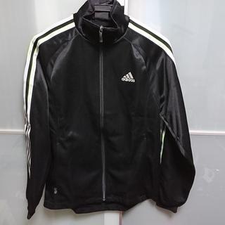 adidas adi-COOL ウォームアップジャケット ブラック...