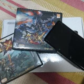 任天堂3DS、モンスターハンターx.xx