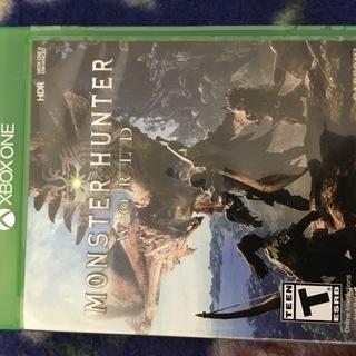 【北米輸入盤】モンスターハンター:ワールド【Xbox One 】