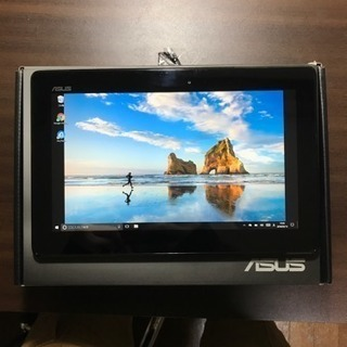 ASUS TRANSBOOK T100TA 10インチタブレット