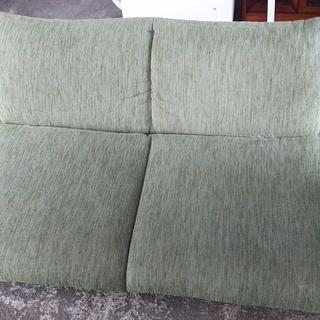 50%[2P布ソファー]特価⁑リサイクルショップヘルプ