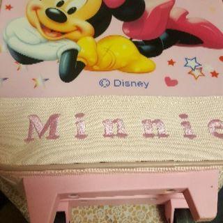 ディズニー  ミニー スーツケース