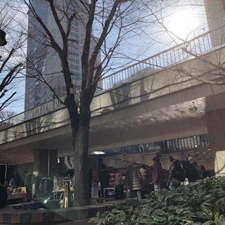 フリーマーケット&アート手づくりフェスタ at新宿三井ビル55HI...