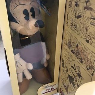 オールドミニーマウスレアフィギュア