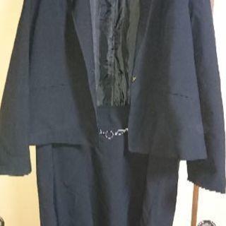入学式とかに大きいサイズ30号ブラックスーツ♪