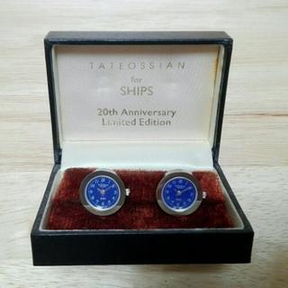レア品!SHIPS銀座店20周年記念タテオシアン