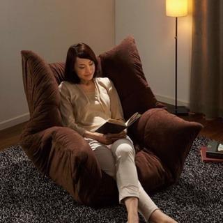 マルチリクライニング コンパクトソファ(座椅子) ハイバックタイプ