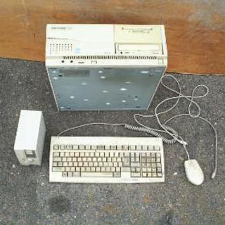 昭和レトロ、NECパソコン