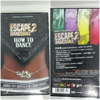 【引越】レゲエダンス レッスンビデオ ESCAPE 2 DANC...