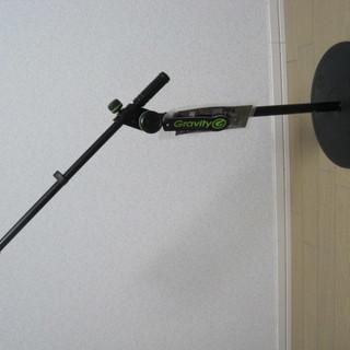 マイクスタンド  Gravity ショートブーム  GMS2222B