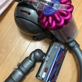 ダイソン DC48 掃除機 ピンク