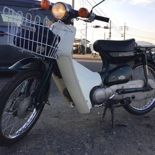 ホンダ スーパーカブ50cc  ◆C50型  ◆走行27720km