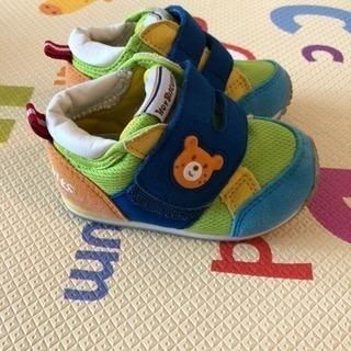 ミキハウス 子供靴